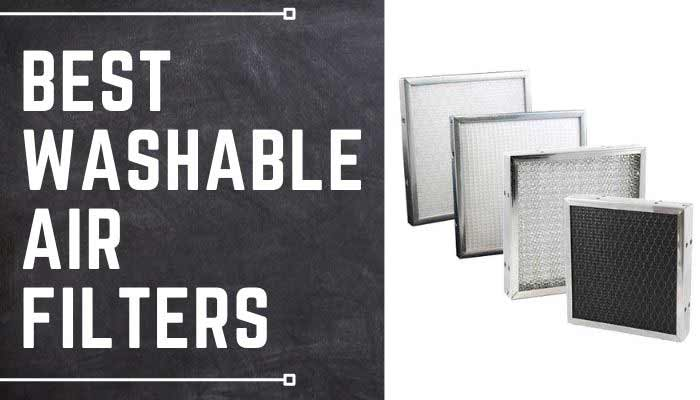 Best washable air filters